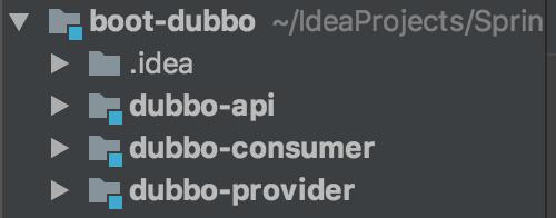 SpringBoot整合Dubbo2.5.10