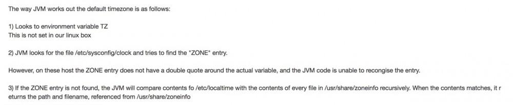 JVM加载TimeZone读取文件优先级实战分析