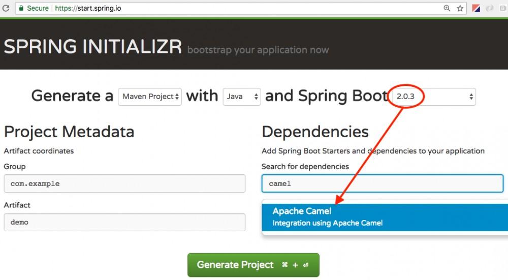 开源规则引擎 Apache Camel 2.22,支持 Spring Boot 2