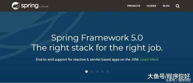 流行的9个Java框架介绍:优点、缺点等等