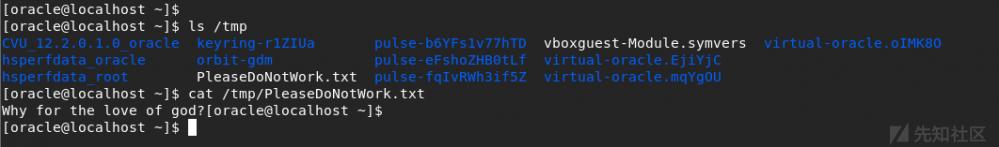基于反序列化的Oracle提权