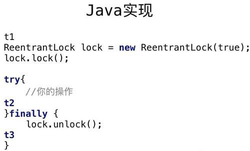 一分钟理解Java公平锁与非公平锁