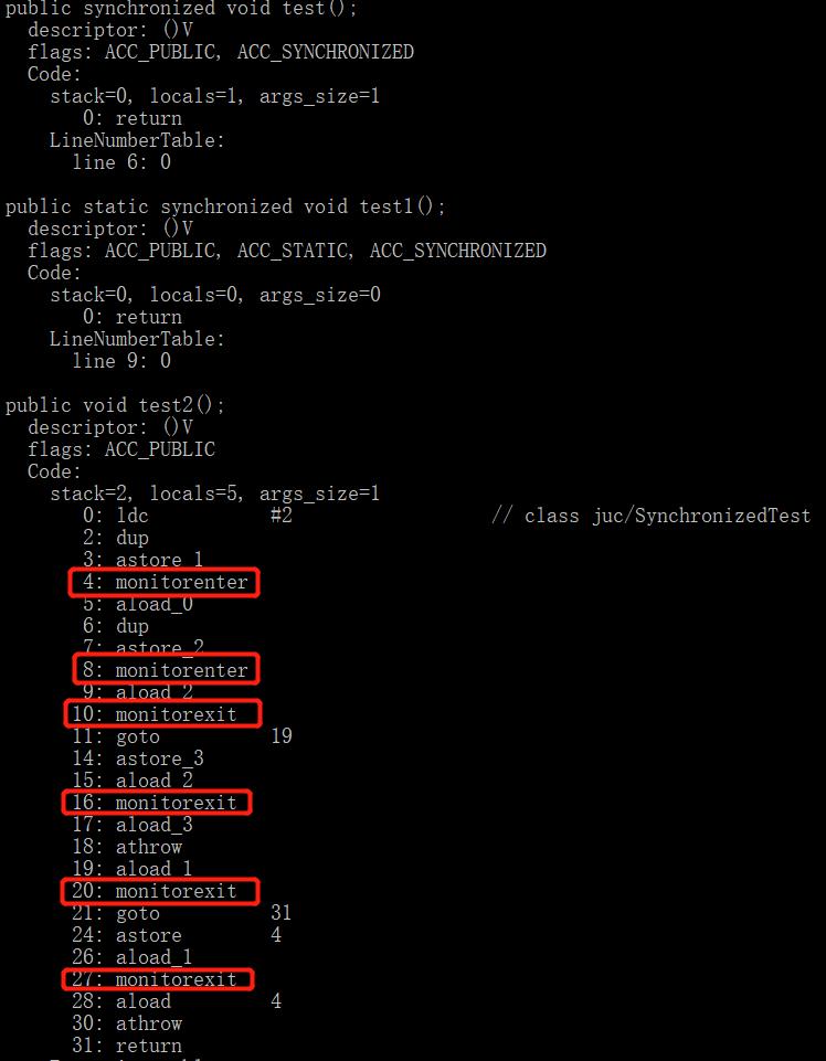 Java并发——关键字synchronized解析