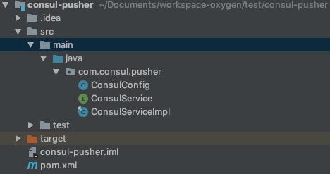 原 荐 Spring Cloud自动推送配置到Consul配置中心
