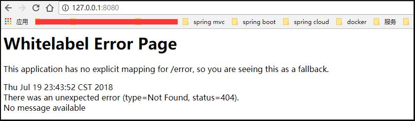 SpringBoot | 第八章:统一异常、数据校验处理