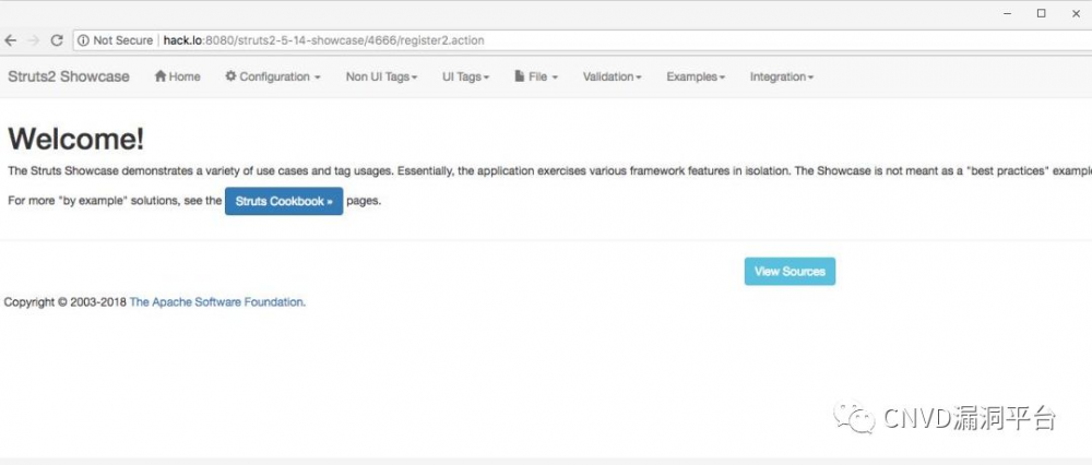 CNCERT:关于Apache Struts2 S2-057远程代码执行漏洞的安全公告