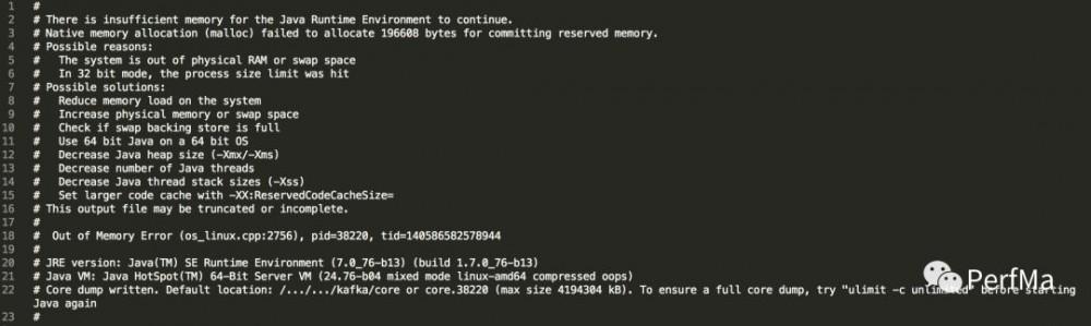 协助美团 Kafka 团队定位到的一个JVM Crash 问题