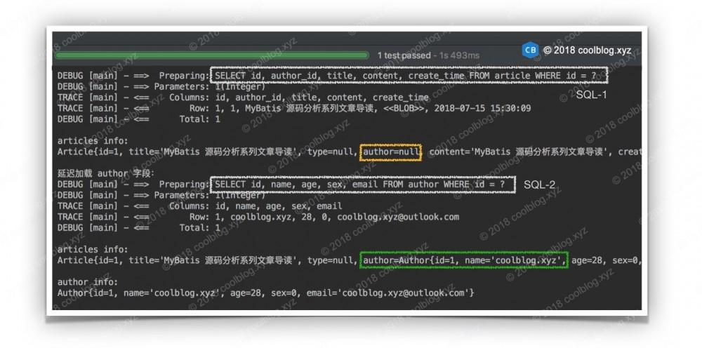 MyBatis 源码分析 - SQL 的执行过程