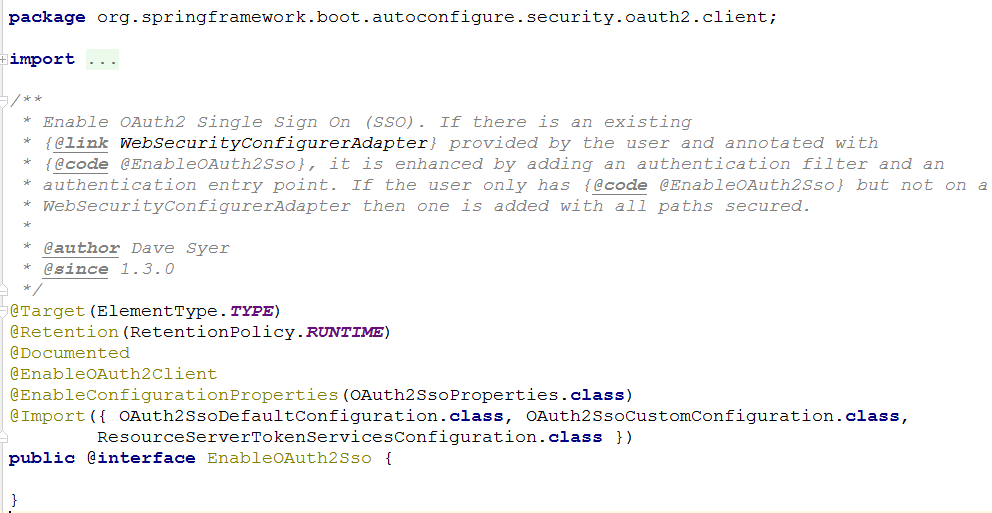 spring-security-oauth2-boot 2.0.3 发布