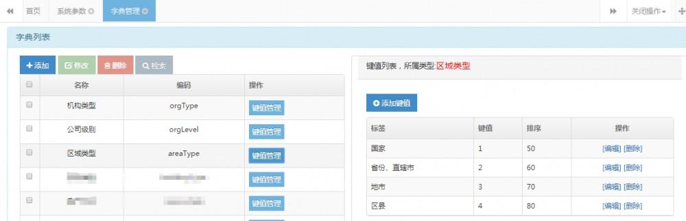 后台管理系统 icec v1.2 发布,功能完善版本