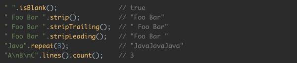 5分钟学会Java 9~Java11的七大新特性