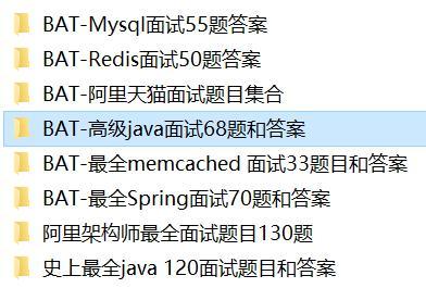 史上最全Java面试266题:算法+缓存+TCP+JVM+搜索+分布式+数据库