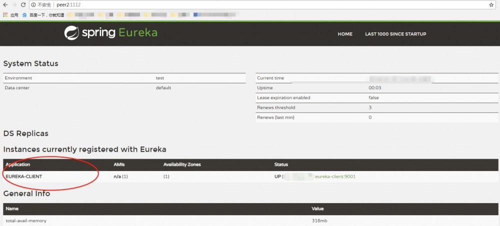 原 荐 Spring Cloud之Eureka注册中心及集群