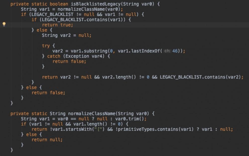 从WebLogic看反序列化漏洞的利用与防御