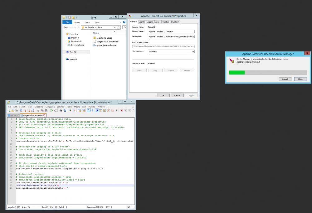 Windows Java Usage Tracker本地提权漏洞分析(CVE-2018-3211)