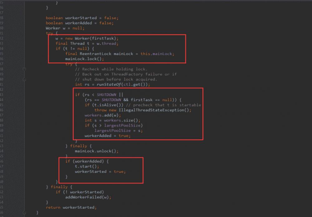 深入源码分析 Java 线程池的实现原理