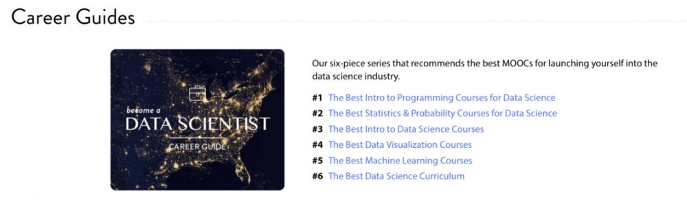 在线课程太多不知道怎么选?不妨试试这位 Google 工程师的选课方法