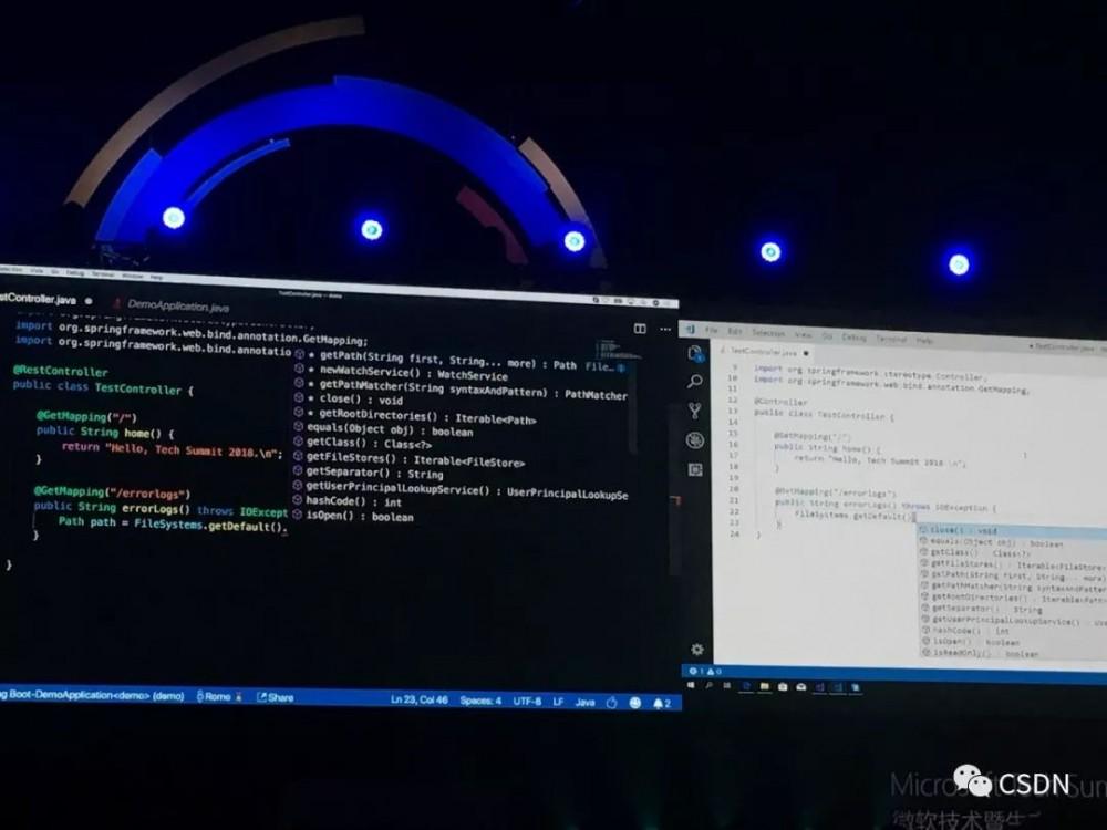 宇宙第一 IDE Visual Studio 支持 Java 了!