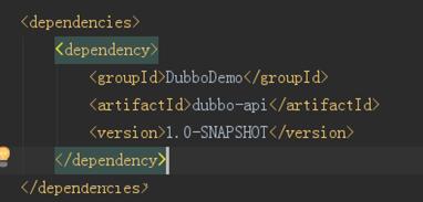 搭建一个最简单的Demo框架