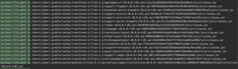 利用 Transform 解决模块化开发服务调用问题