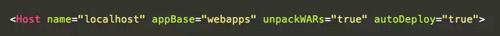 Tomcat 的 Server 文件配置详解!