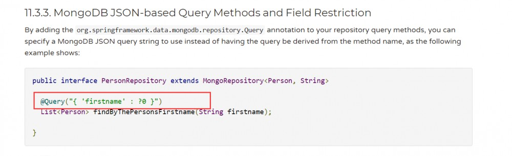 原 荐 SpringBoot | 第三十一章:MongoDB的集成和使用