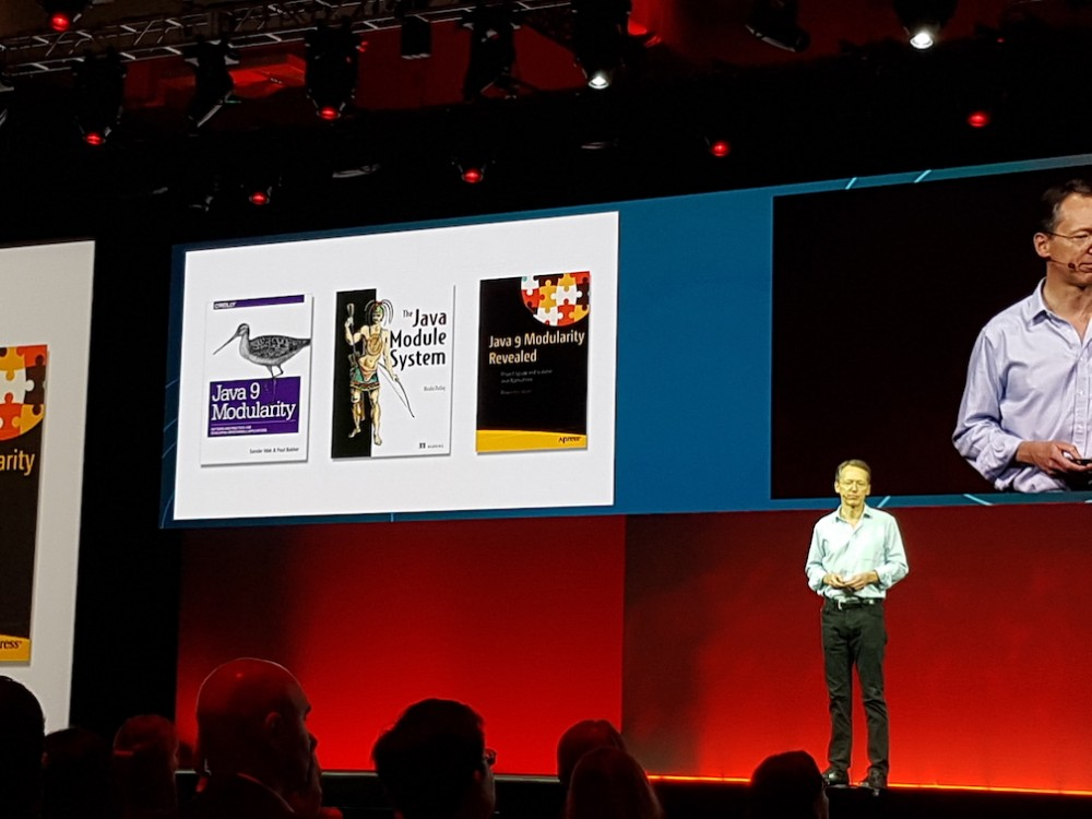CodeOne主题演讲:Java,未来已来