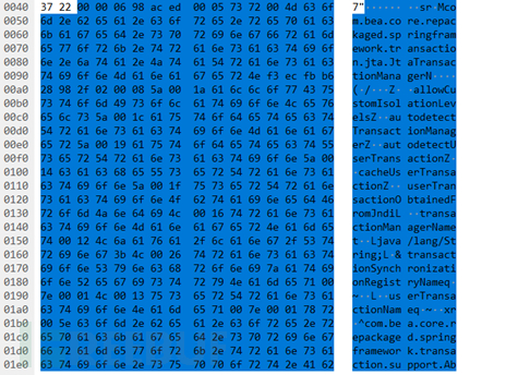 从流量侧浅谈WebLogic远程代码执行漏洞(CVE-2018-3191)