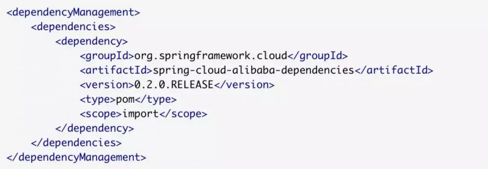阿里巴巴开源 Spring Cloud Alibaba,加码微服务生态建设