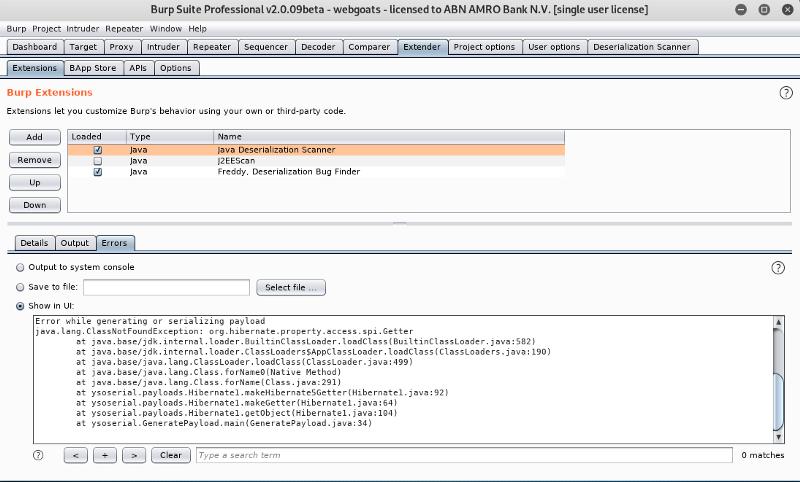 一次受限环境中的Java反序列化漏洞挖掘到Get Shell