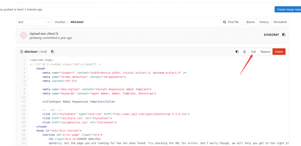 Git+Jenkins代码自动上线