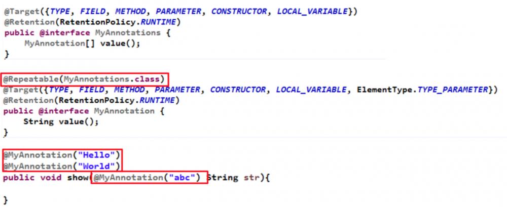 Java8 新特性