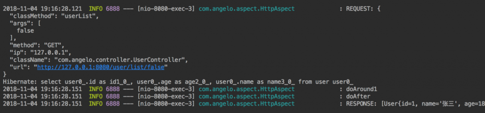 Spring Boot实战系列(3)AOP面向切面编程