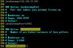zabbix监控tomcat 自定义监控项