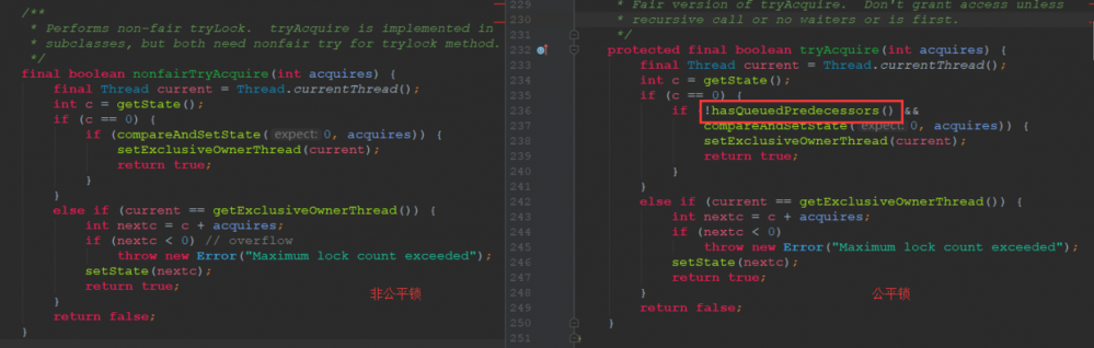 Java并发编程之锁机制之(ReentrantLock)重入锁