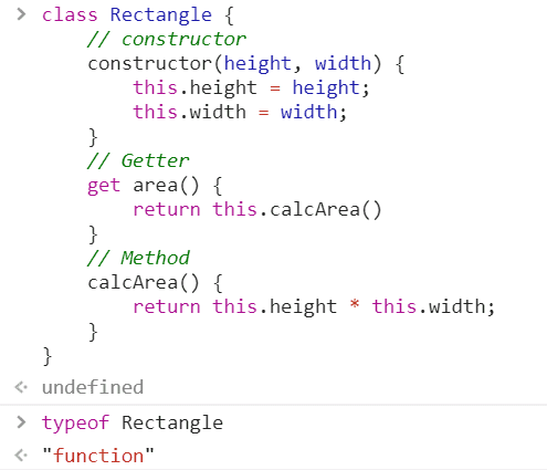 Object.created浅析