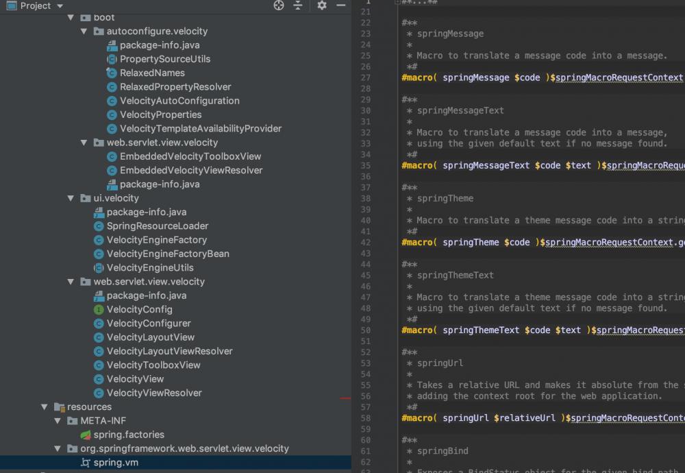 解决SpringBoot2.x版本对Velocity模板不支持的方案