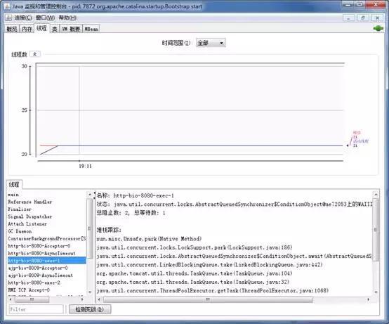 后端须知:服务器Tomcat 的连接数与线程池详解