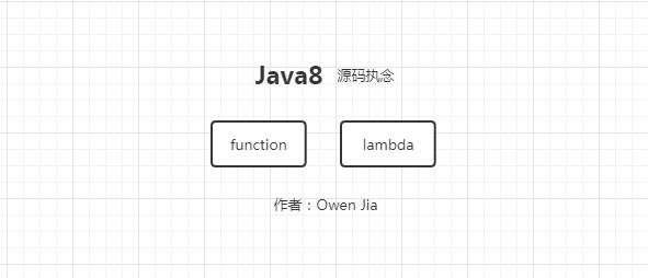 java8新特性function和lambda深度解析