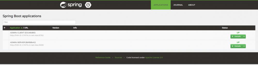 Spring Cloud实战系列(八) - 微服务监控Spring Boot Admin