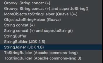 Java 8中字符串拼接新姿势:StringJoiner