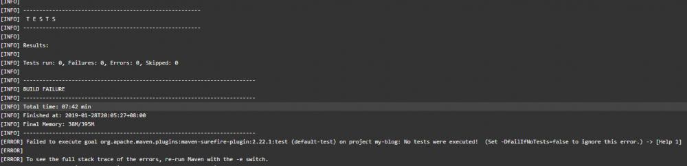 基于 CODING 的 Spring Boot 持续集成项目