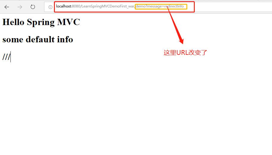 Spring入门学习手册 6:Spring MVC基础中的基础
