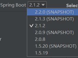 SpringBoot之简介及项目创建(一)