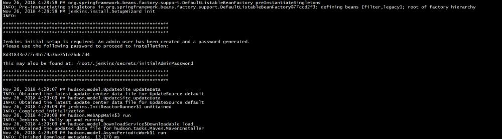 『互联网架构』软件架构-jenkins搭建和 maven gitlab自动化部署流程(上)(五)