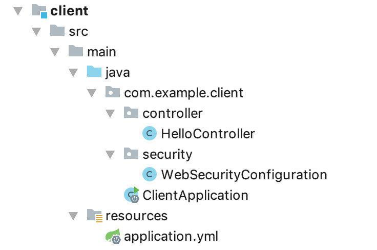 Spring Security 单点登录简单示例