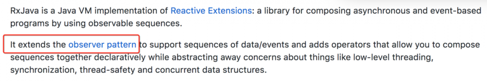 Android技能树 - Rxjava源码(1) 之 初步结构