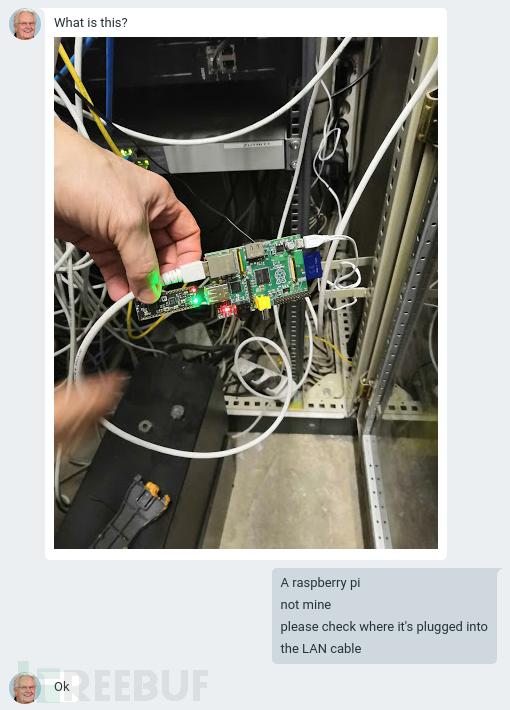 对恶意树莓派设备的取证分析