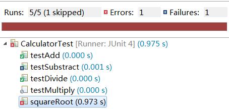 Java单元测试之JUnit篇