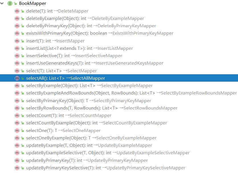 Springboot 系列(十二)使用 Mybatis 集成 pagehelper 分页插件和 mapper 插件